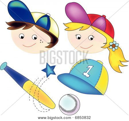Sports Girl And Boy