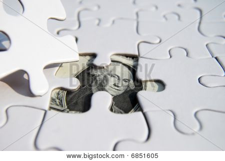 Us Currency Puzzle