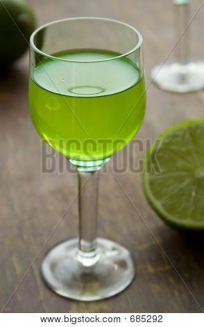 Mint Liquor IV