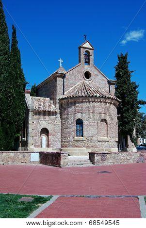 Holy Martyrs Church, Cordoba.