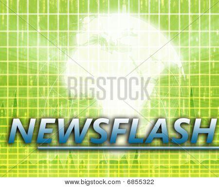 Africa News Splash Screen