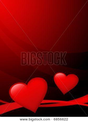 Valentine's Card Ilustration 2