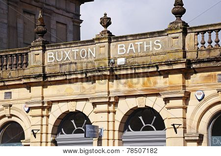 Buxton Thermal Baths.