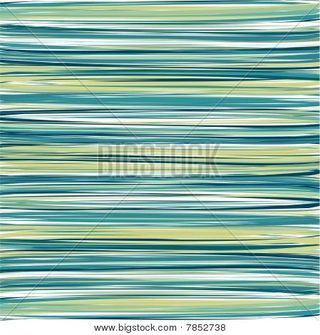 Cyan-toned HorisontalStriped Pattern Background