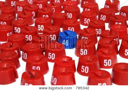 46 in an environment of the Washers on 50