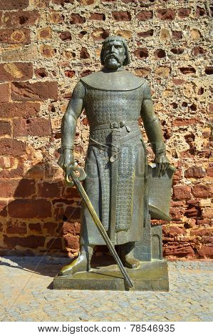 A statute of Sancho I King of Portugal