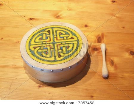 Bodhran -  Celtic drum