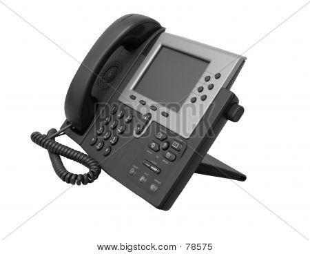 Teléfono de negocios corporativos