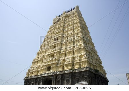 Hindu Religion Gopuram