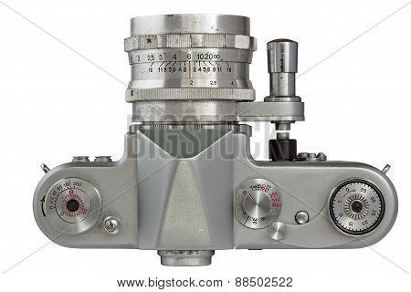 Soviet 35 mm Film SLR Photo Camera