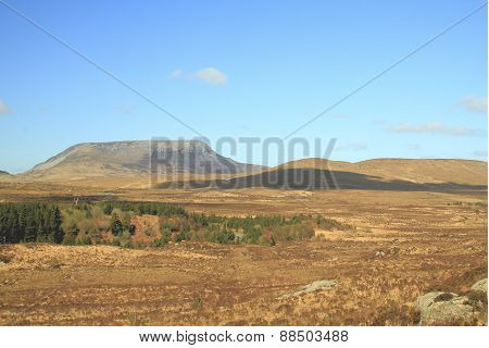 Muckish Mountain, Glenveagh, Co. Donegal