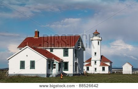 Port Wilson Lighthouse