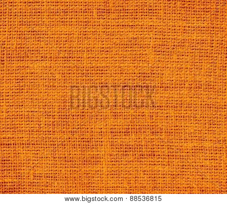 Burlap amber (sae ece) texture background