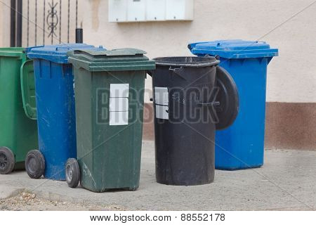 Dustbins
