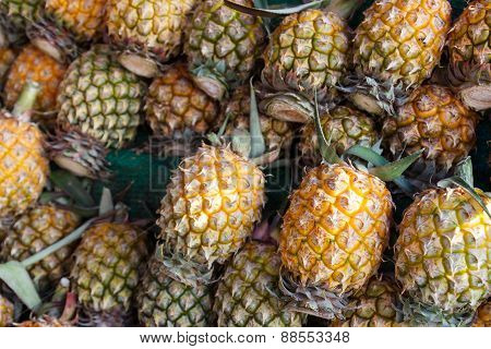 Pineapple On Shelf For Sale