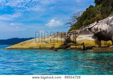 moo koh surin island ,Phang Nga, Thailand