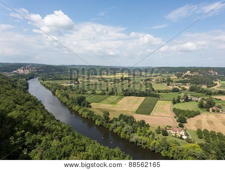 France's Dordogne River