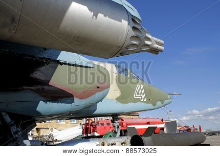Disarmament aircraft