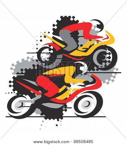Motorbike Competition