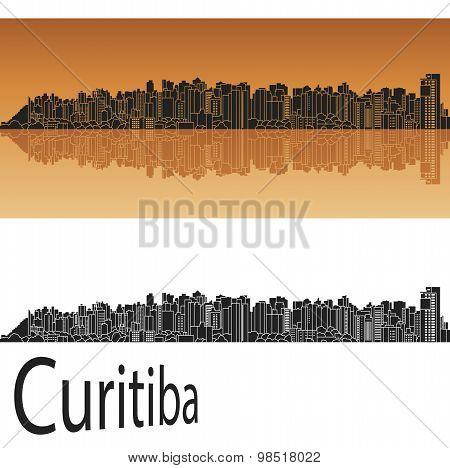 Curitiba Skyline