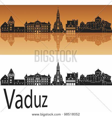 Vaduz Skyline
