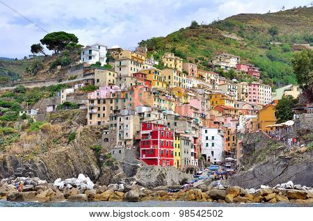 Riomaggiore - Village Of Five Land