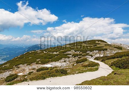 Dachstein - Path To The Five Fingers Viewing Platform