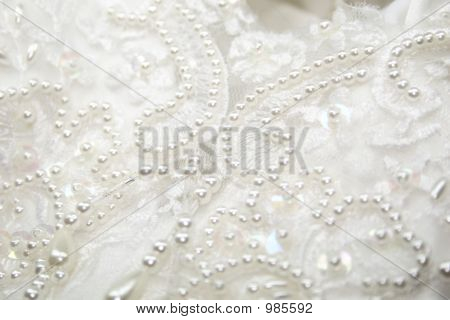 Wedding Gown Fabric