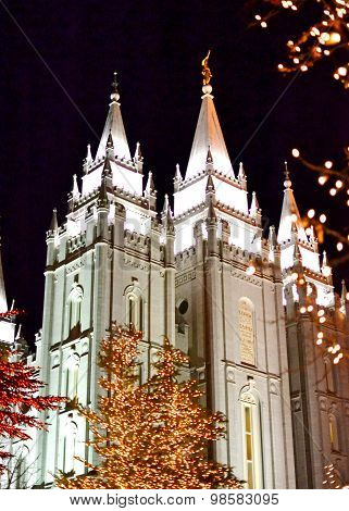 Christmas at Temple Square