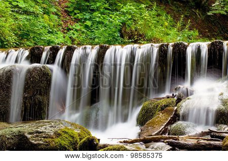 The Carpathian water