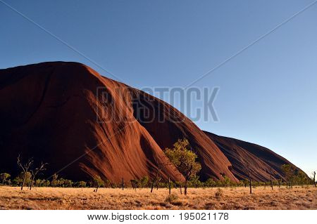Closer To The Uluru