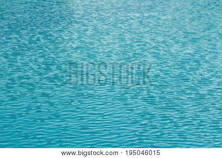 Background Shot of Aqua Sea Water Surface, Water Abstract Background, Ocean Texture, Water Ripple, Water Surface