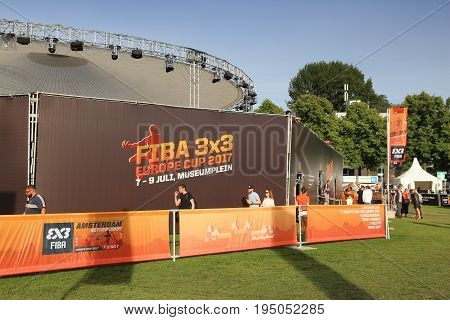 Fiba 3X3 Europe Cup