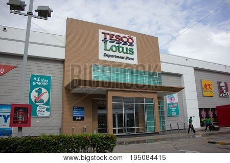 Tesco Lotus Hyper Market Meechok