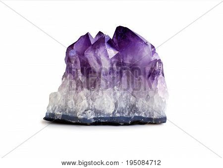 Gemstone Amethyst  Crystal