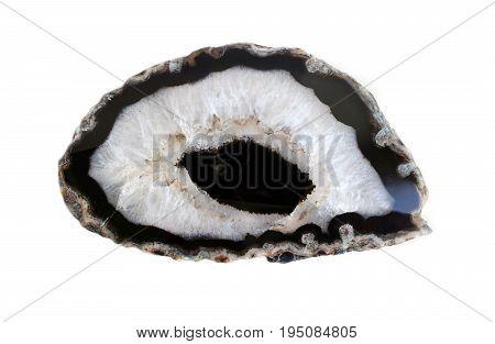 Gemstone Agat Close Up