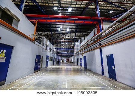 Depot for large storage or workshop. No body
