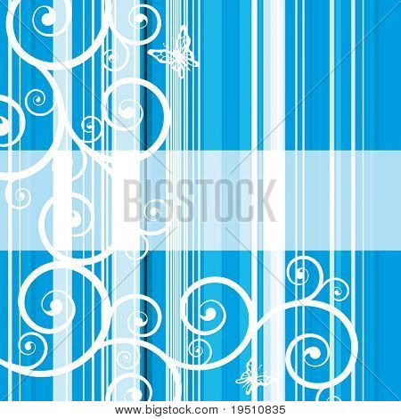 Striped bright background with place for Your text. (Vector version - 25707973)