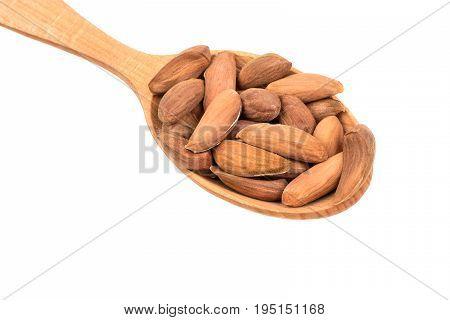 Uzbek Almond In Spoon