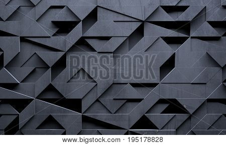 Futuristic Creative Dark Background