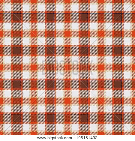 Red brown rural cloth bed linen home design texture pattern
