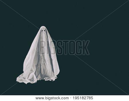 Ghost figure - Halloween spirit, haunting