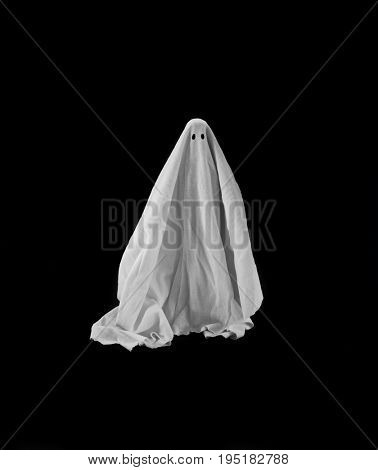 Ghost figure - Halloween spirit, haunting