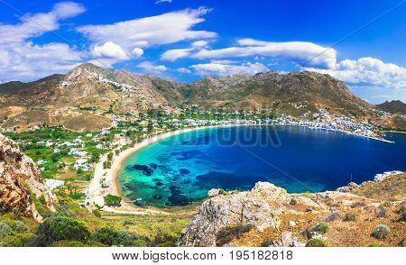 Greek holidays - Serifos island, Cyclades
