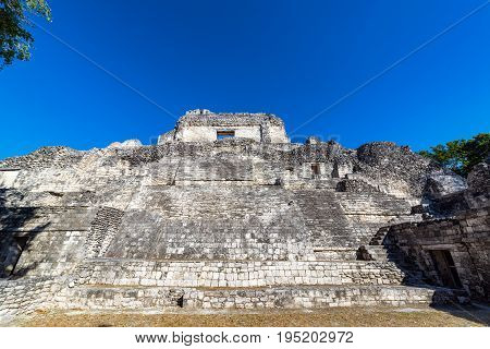 Beautiful Mayan Ruins