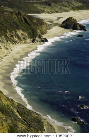 California Central Coast Vertical