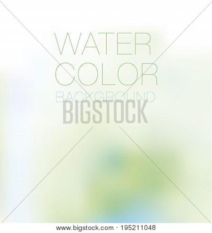natural watercolour background, vector backdrop, digital illustration, bluered design element.