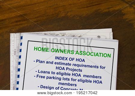 Home Owners Association