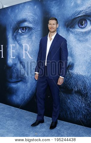 LOS ANGELES - JUL 12:  Tom Hopper at the