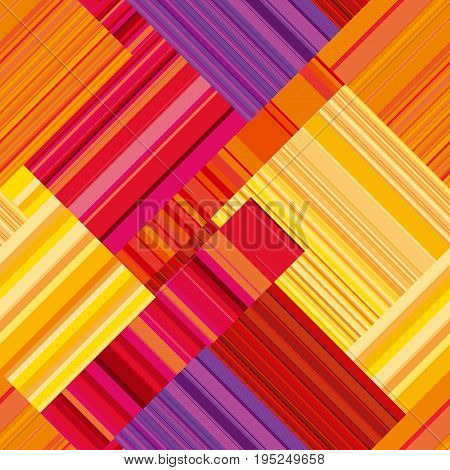 vector seamless wallpaper with colorful stripe. line stripe style color design. pattern wallpaper. geometric background